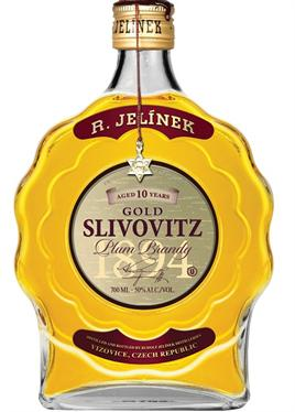 R. Jelinek Slivovitz Gold 10 Year